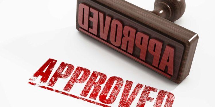 pre-approval letter
